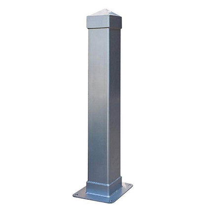Dover Series Square Post Bollard - 3 Ft. or 4 Ft.