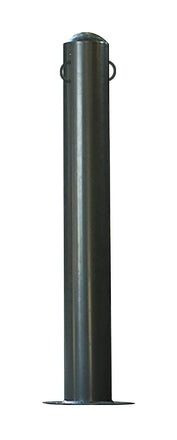 Newport Diameter Bollard - 2 Chain Loops - 6 Ft.