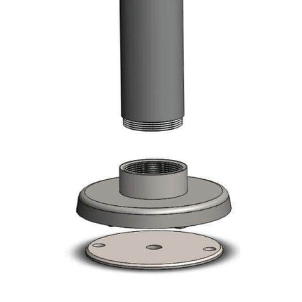 Visiontron Magnetic Mounted Conventional Posts - Urn Top