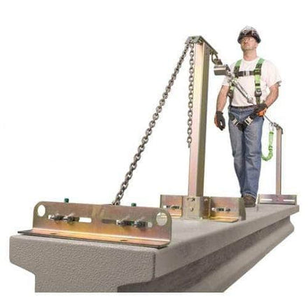 Miller SGC/60FT SkyGrip Temporary Horizontal Cable Lifeline System for Concrete