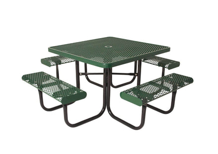 Square Table - 4 Seats - 46 In.