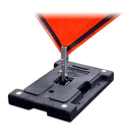 Dicke Stacker Rubber Base Sign Stands