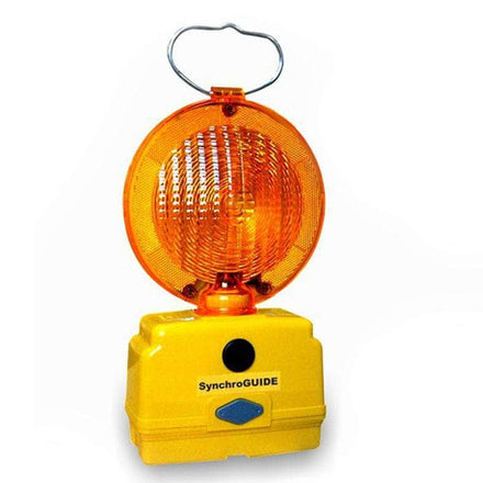 SynchroGUIDE™ 6 Volt Sequential Barricade Light