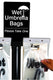 Visiontron Wet Umbrella Bag Stand