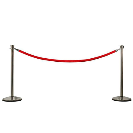 Visiontron PRIME Conventional Post Stanchion - Urn Top (Set of 2)