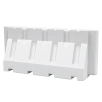 White Water/Sand Fillable Jersey Barrier for sale