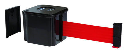 Visiontron 20 Ft. Fixed/Removable Wall Mount Retracta-Belt Barrier
