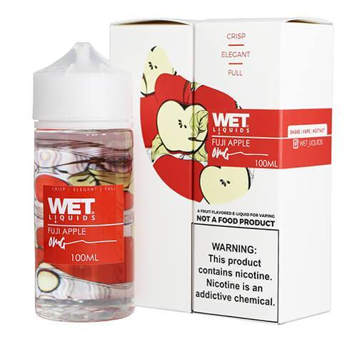 Wet Liquids - Fuji Apple eJuice
