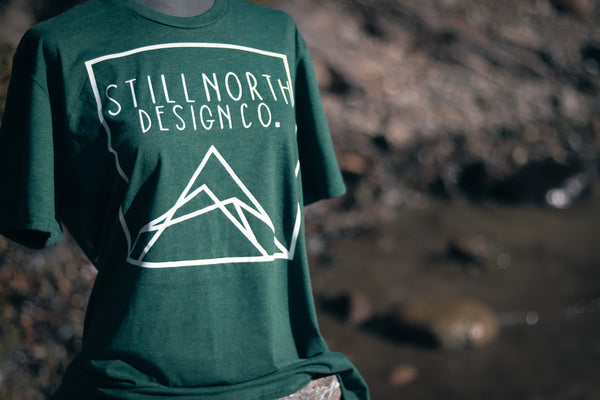 STILL NORTH DESIGN CO LOGO TEE