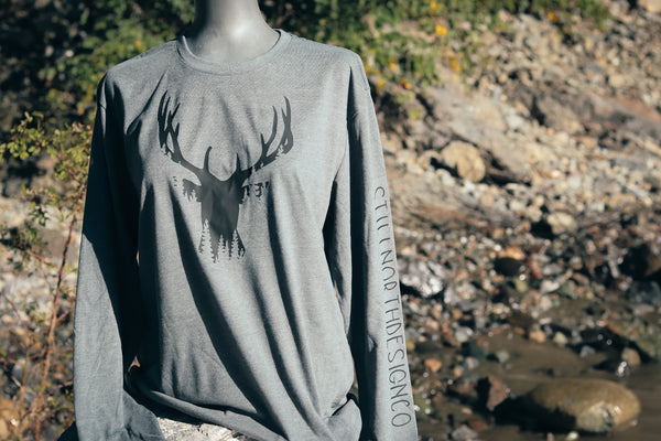 DEER HEAD LONG SLEEVE