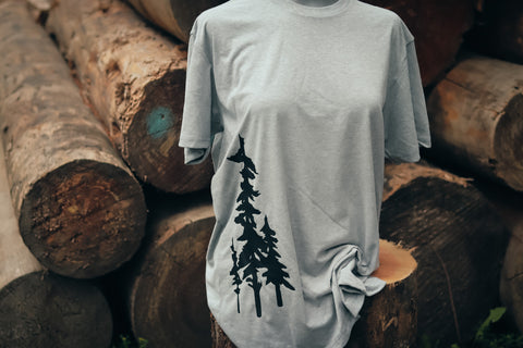 THREE TREE TEE