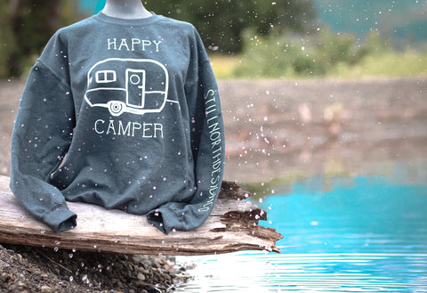 HAPPY CAMPER CREW