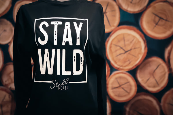 STAY WILD LONG SLEEVE