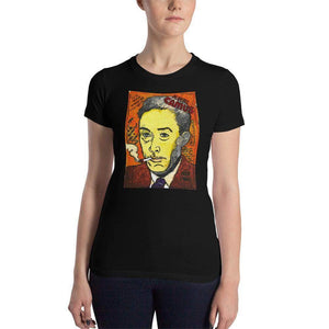 Albert Camus Women's T-Shirt | Em and Ahr