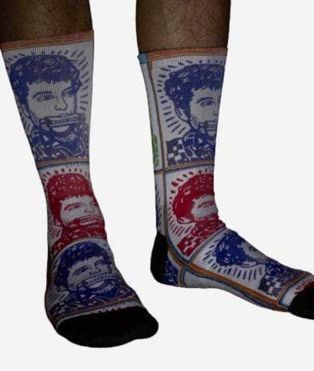 Bob Dylan Socks | Em and Ahr