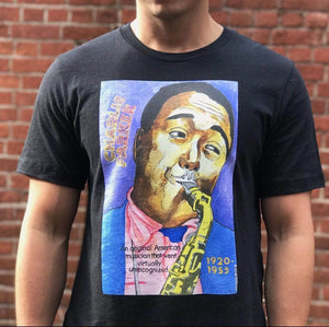 Charlie Parker T-Shirt | Em and Ahr
