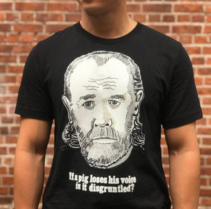 George Carlin T-Shirt | Em and Ahr