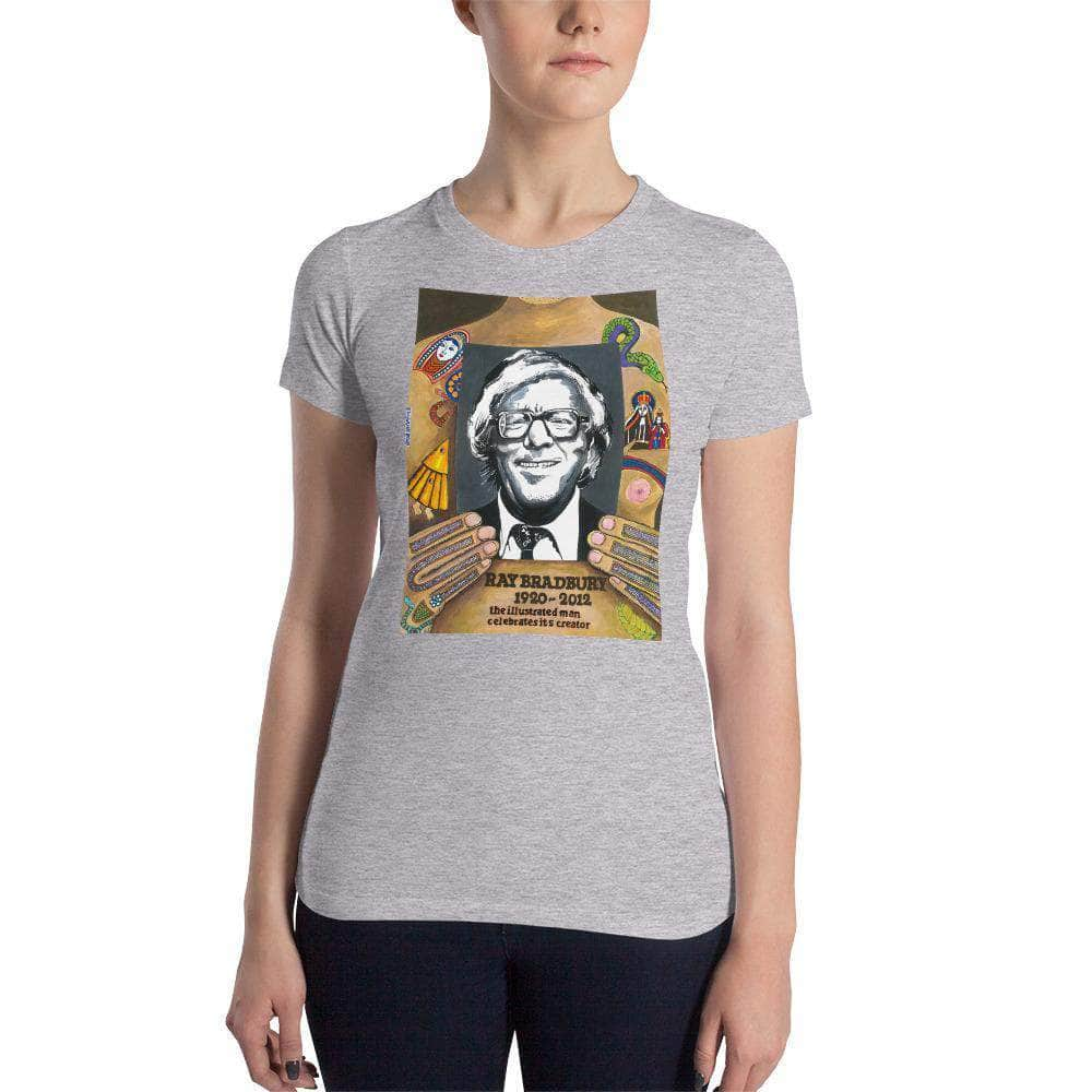 Ray Bradbury Women's T-Shirt | Em and Ahr