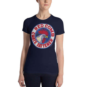 Rooster Women's T-Shirt | Em and Ahr
