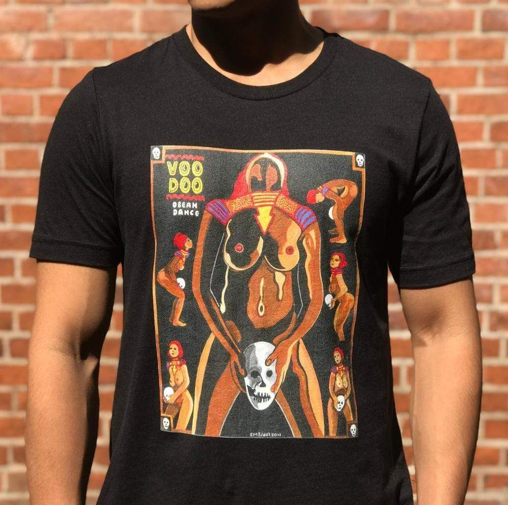 Voodoo T-Shirt | Em and Ahr