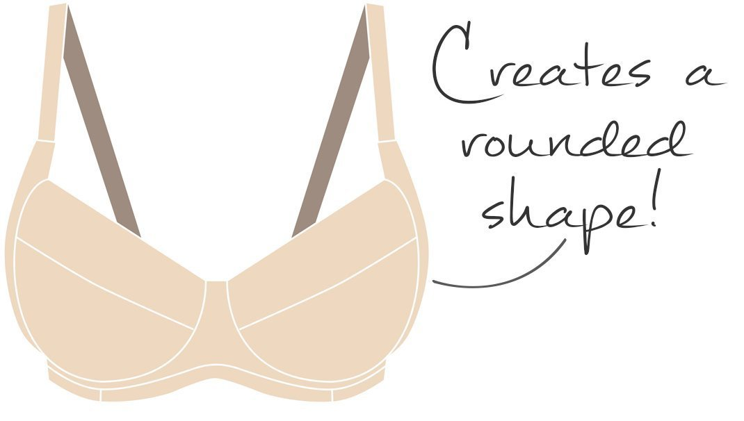 Molded Cup Bras