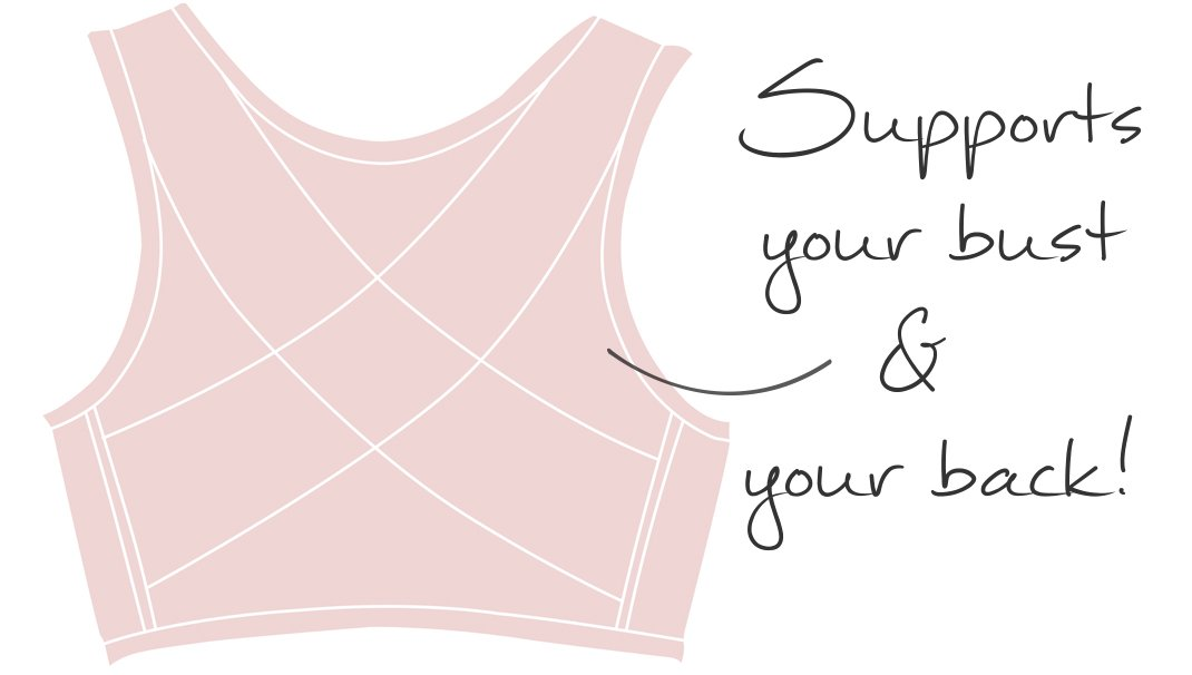 Back Support Bras