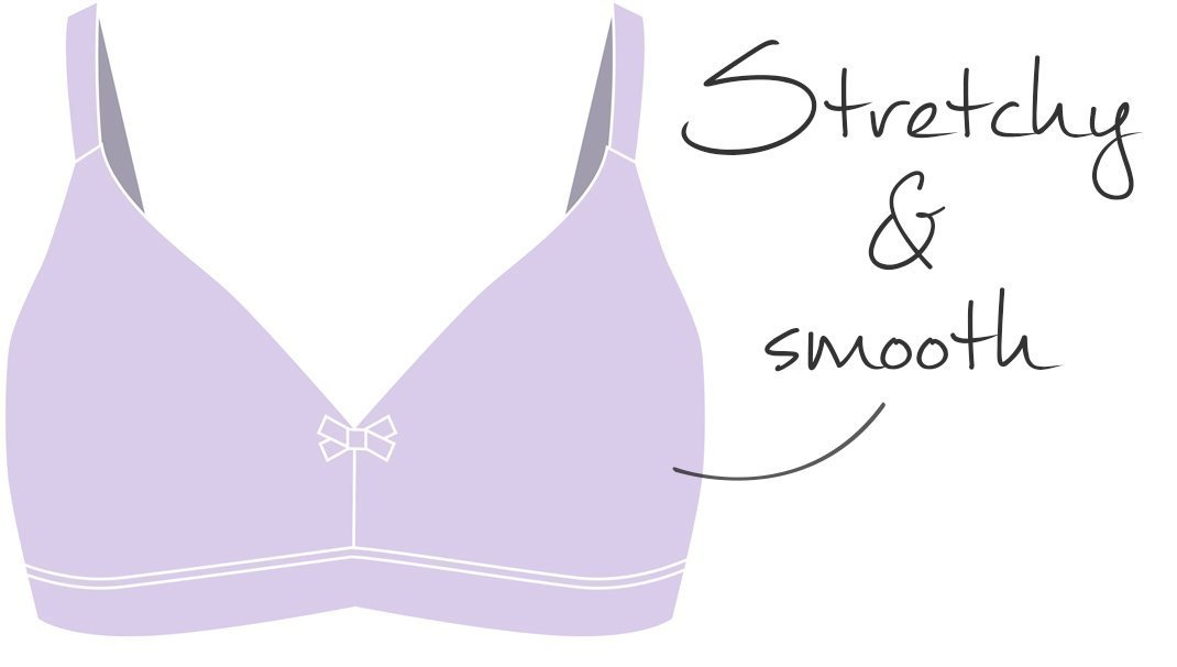 Stretch Cup Bras • Shop Stretch Cup Bras From A-I Cups ...