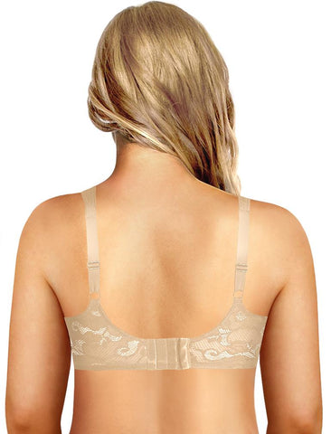 Allover Lace Underwire Bra 2459