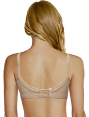 Cortland Intimates Full Figure Seamless Minimizer Soft Cup Bra 560-2