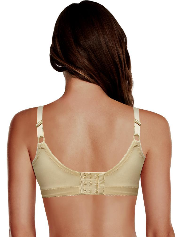 846f63d373c Cortland Intimates Full Figure Super Support Banded Soft Cup Bra 7102