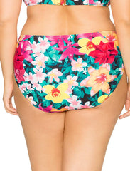 Shirred Bikini Bottom 308B