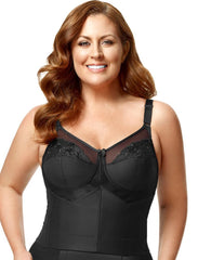 Elila Embroidered Soft Cup Longline 5001