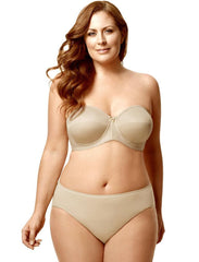 Elila Spacer Molded Strapless Bra 4820