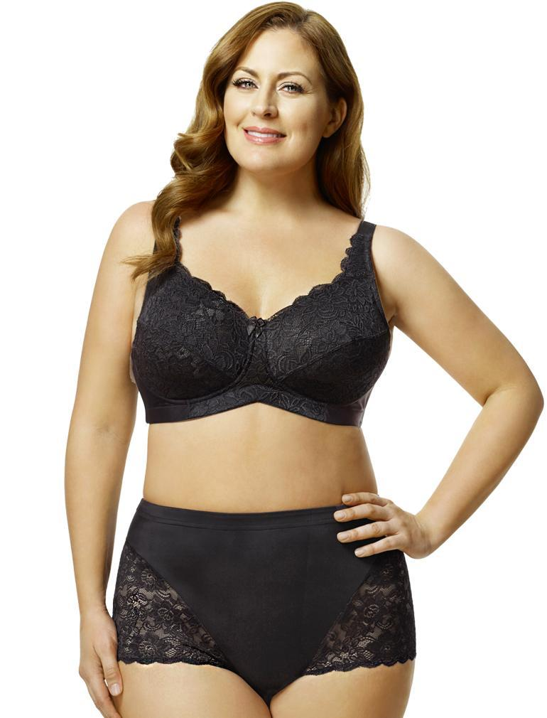 Elila Stretch Lace Soft Cup Bra 1607