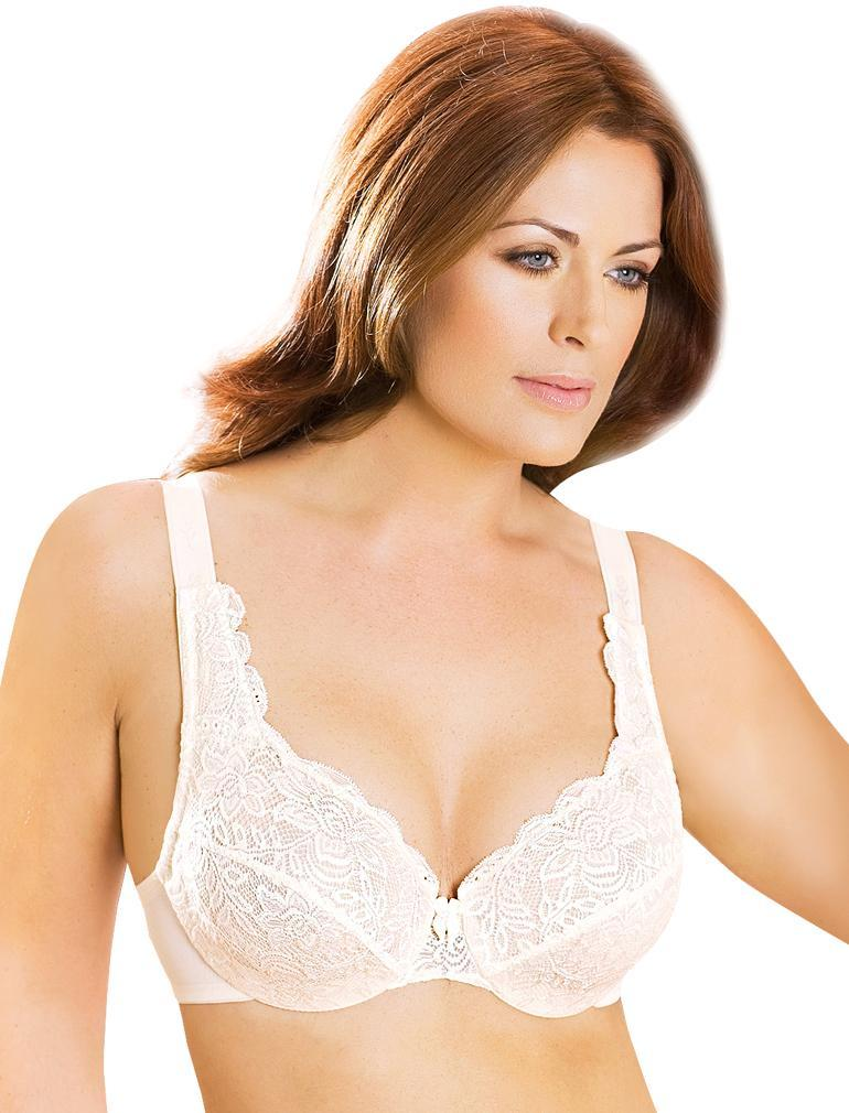 Elila Stretch Lace Underwire Bra 2709