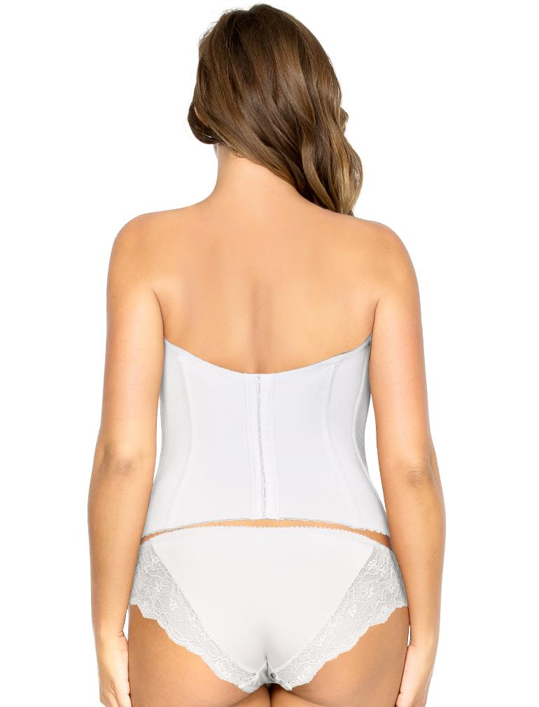 Elissa Low-Back Bustier P5017