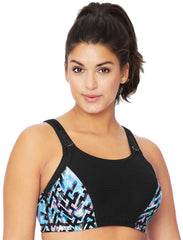 Elite Performance Adjustable Support Underwire Sports Bra 9167