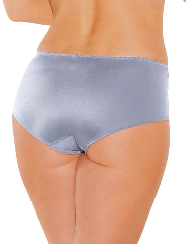 Gloria Boyshort w/ Lace U1044