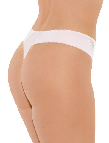 Gloria Thong w/ Lace U1041