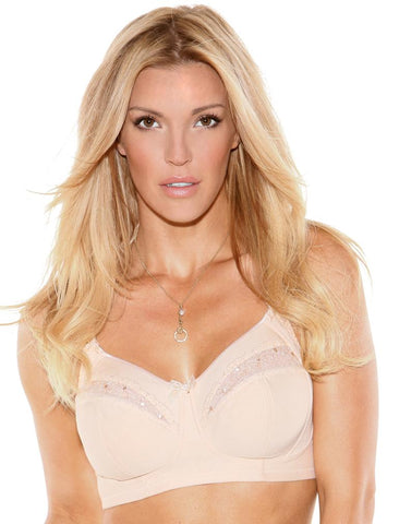 Kristina Soft Wireless Bra B6542