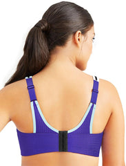 Glamorise Adjustable Support Wire Sports Bra 9166