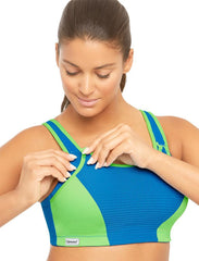 Glamorise Double Layer Custom Control Sports Bra 1166