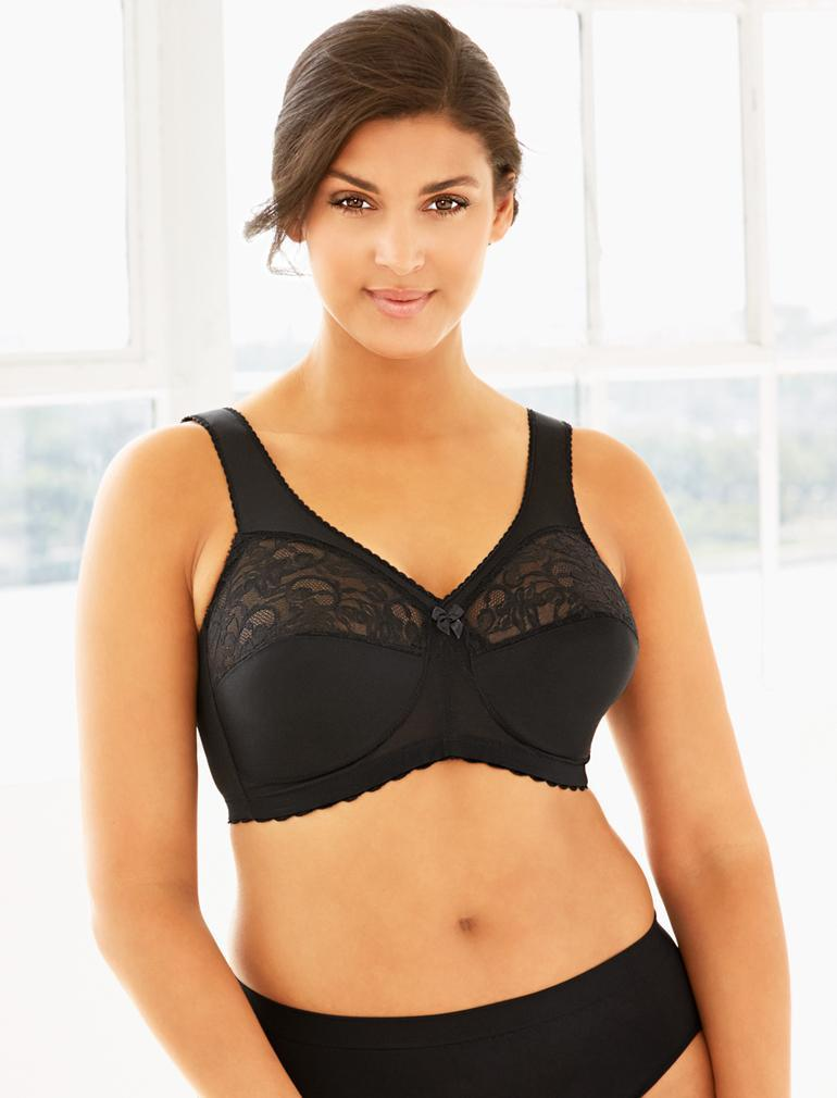 a68d8eb6d2 Glamorise MagicLift Full Figure Support Soft Cup Bra 1000