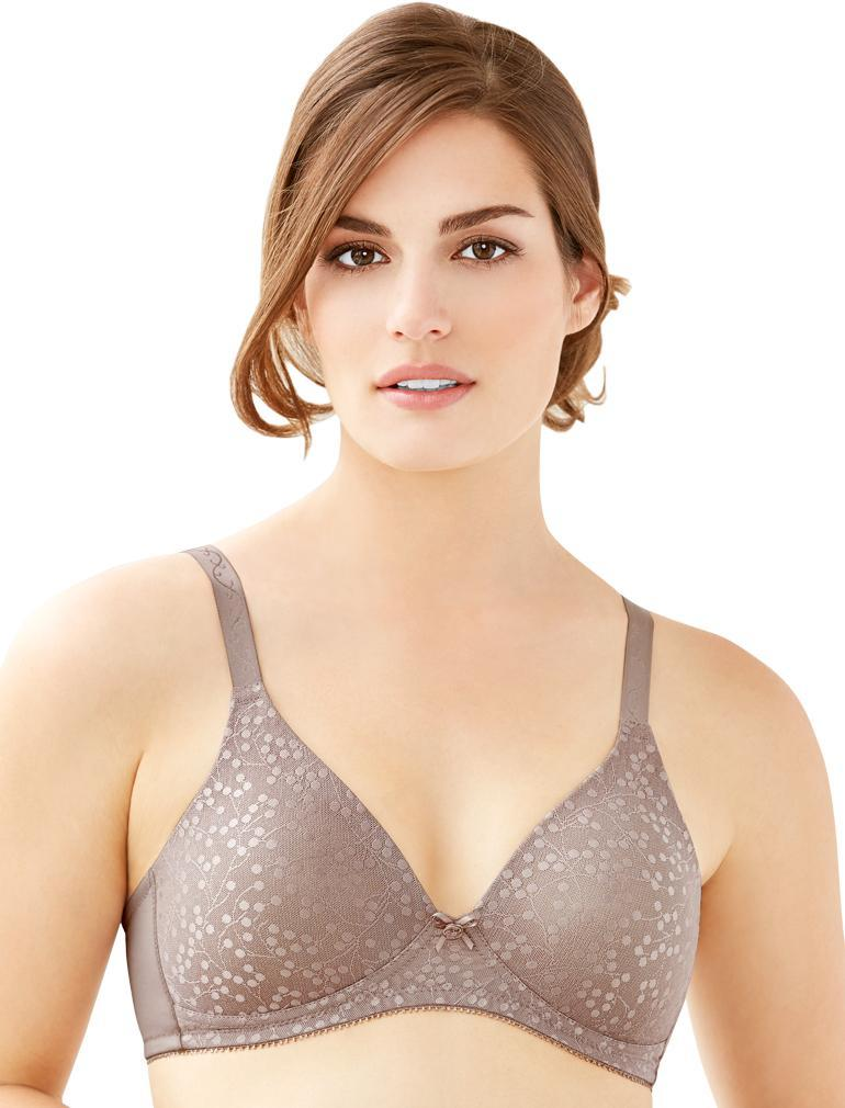 5372bd2aee Glamorise The Perfect A Padded   Seamless Soft Cup Bra 3010