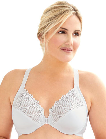 Front Close T-Back Wonderwire Bra 1246