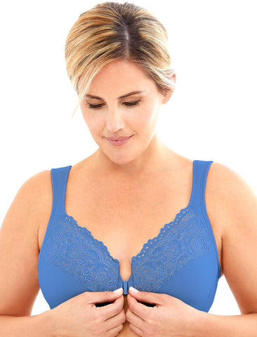 Front Close Wire Bra 1245