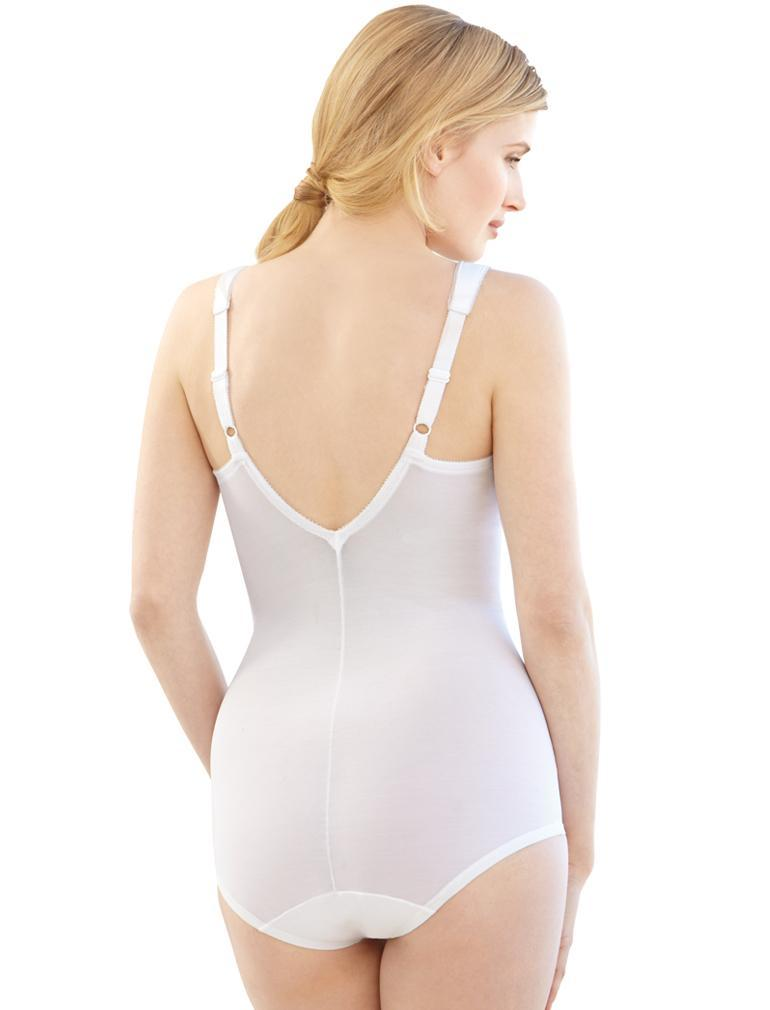 Glamorise MagicLift Full Figure Support Body Briefer 6201