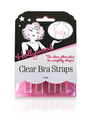 Hollywood Clear Bra Straps 201