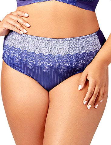 Printed Lace Panty 3817