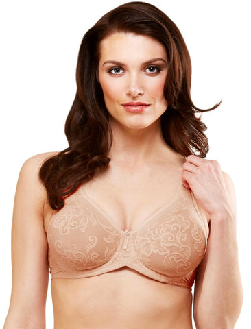 Versailles Full Coverage Seamless Underwire Bra 13211